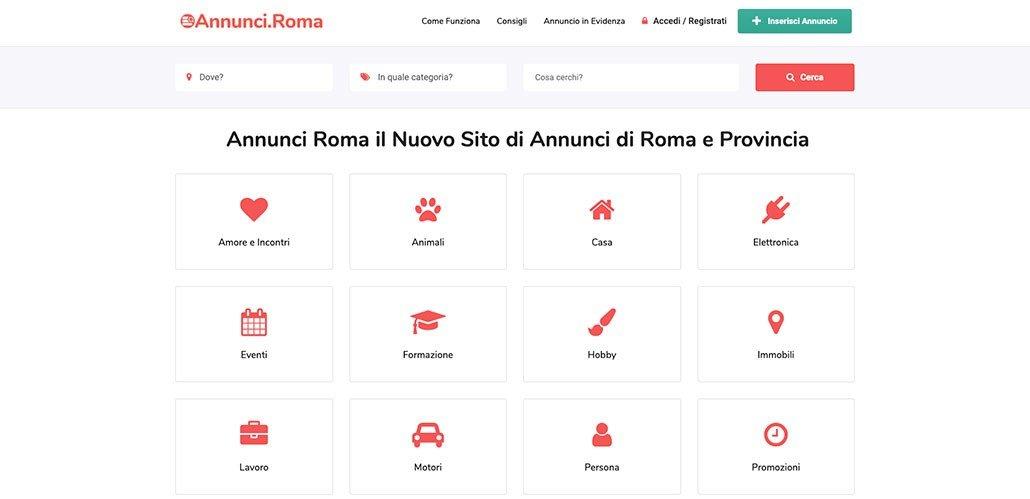 Annunci Roma